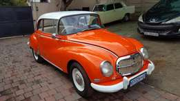 1962 DKW Coupe - Pristine Condition! - FIRST COME - FIRST SERVE!