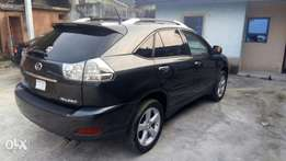A sharp toks lexus rx350 in uyo for grab.