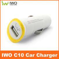 Iwo USB Car Charger on Sale