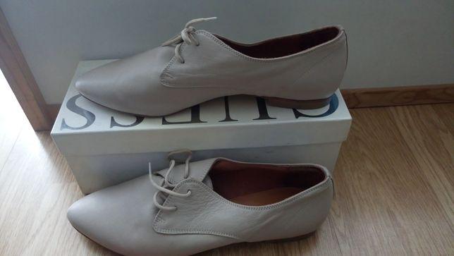 Baleriny jazzówki włoskie buty damskie 37 Zdjęcie na imgED