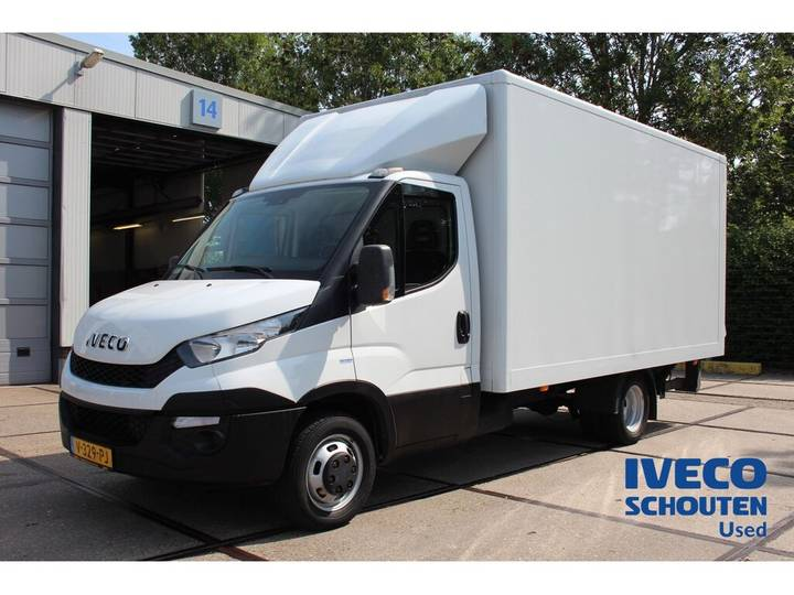 Iveco Daily 35C13 2.3 375 2016 94.788 Km - 2016