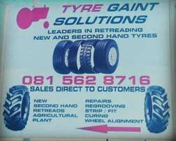 Tyre Giant Solutions