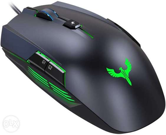 Blade Hawks GM-X5 Gaming Mouse Up to 4000DPI 8 Buttons Programmable