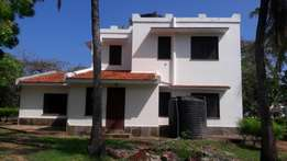 Quick quick quick sale 3 bedroom house at kilifi bofa, with all furnit