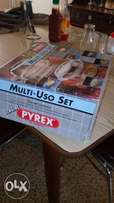 Pyrex Oven to Tableware Dishes