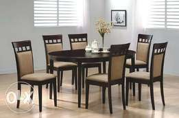 Carling Dinning table and sit set