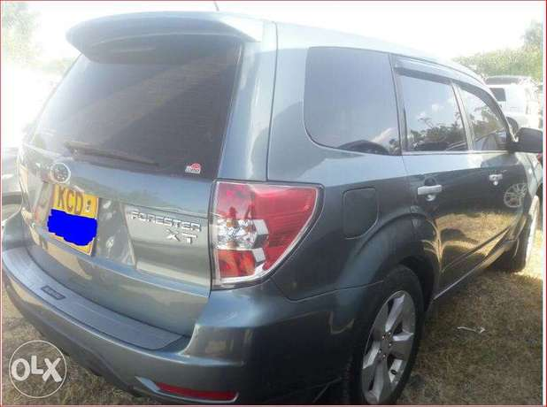 Forester XT fully loaded, Clean as New-Sale by Owner Nairobi CBD - image 3