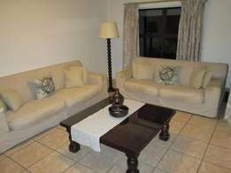Stunning fully furnished double storey house to rent in Langebaan Golf