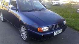 Vw polo classic for sale
