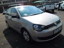 A Vw polo vivo, with full service book, 2013 model, 4-doors 78000km, f
