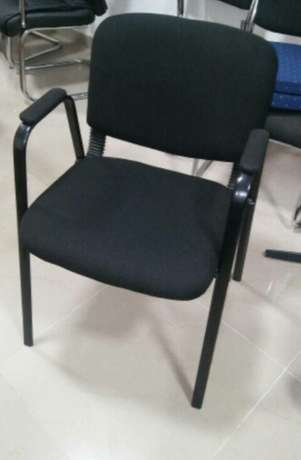 Unique Office Visitors Chair (Fabric) Ikeja - image 1