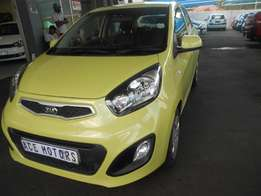 2013 Kia picanto 1.2 for sale for R105000