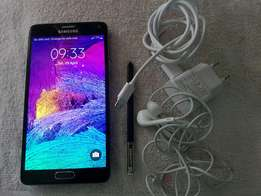 Original Samsung Galaxy Note 4