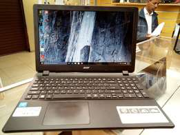 Acer Apire ES 15 laptop available in my shop