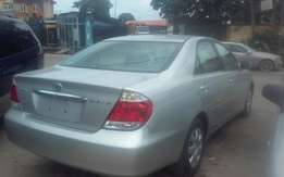 Good and Clean Toyota Camry 2005 Model