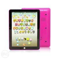 Children Educational Learning Ipad Toy - Pink