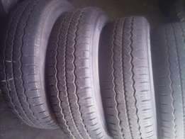 We sell second hand tyres and good conditioned mags in Pretoria