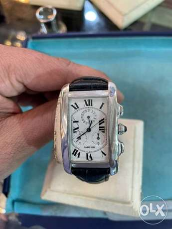 Cartier White Gold