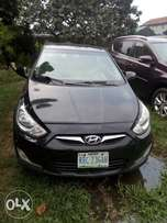 very clean 2012 hyundai accent for sale