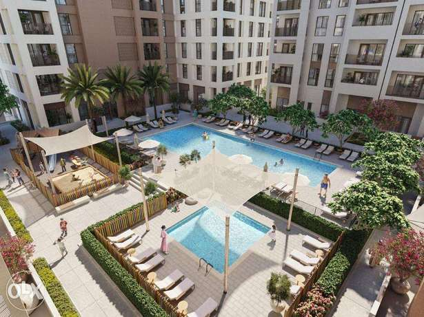 Apartments for sale with pool and garden in Dubai Creek Harbour بلاد أخرى -  6