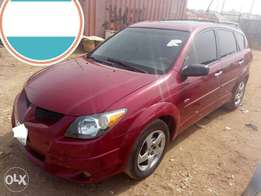Excellent 2004 Pontiac Vibe for grab
