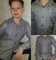 Вишивана сорочка для хлопчика 39cbc541f80f6