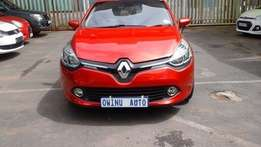 2015 Renault Clio 1.4 16v Rt Alize for sale