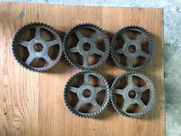 Vw / Audi engine pulleys
