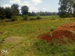 1/2 acre for a joint venture in thogoto kikuyu