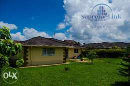 furnished house for rent athi river , machakos county