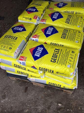 Klej Do Płytek Geoflex Atlas Klej żelowy Kłobuck Olxpl
