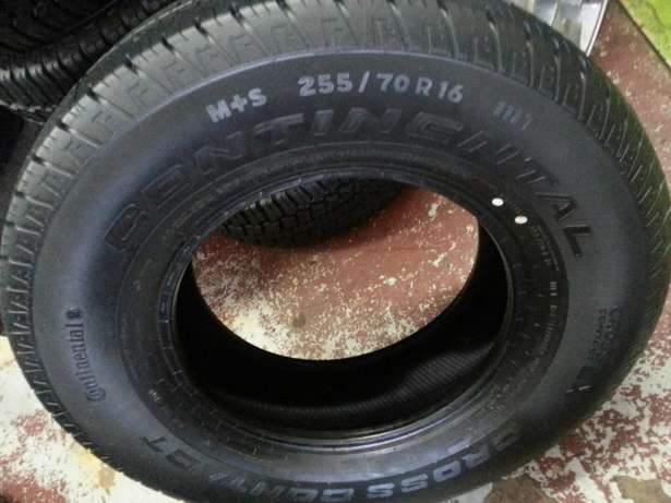 255/70R16C brand new tyres Continental cross contact for sale gd price Pretoria West - image 7