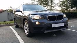 2013 BMW X1 2.0d 111000km.Steptronic,Excellent Condition.Like NEW!