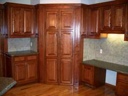 Wall unit's/cabinets