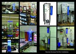 Glass Tanks Wholesales- Water Bar business