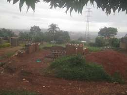 50 by 100 ft plot in Bweyogerere-Buto at 50m