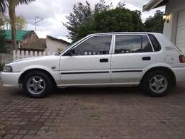 Toyota Tazz 1.3 for Sale