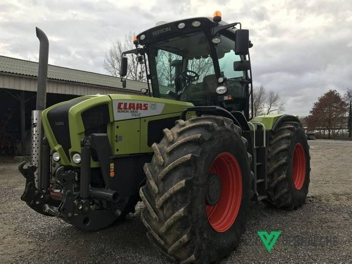Claas xerion 3300 - 2011