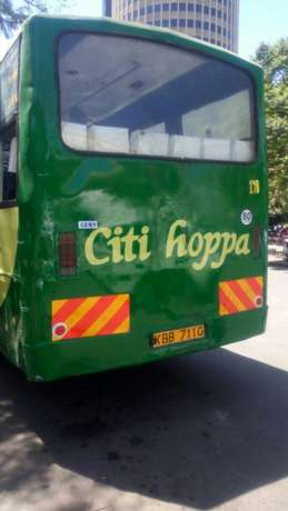 Bus/Isuzu DEAR/bus for sale,51seaterOPERATING BUS[CITI HOPPA] kbb 711G City Centre - image 2