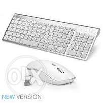 mac key board wireless and mouse at 1500