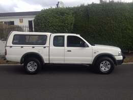 2005 FORD RANGER 2.5 DIESEL nice and strong baakie
