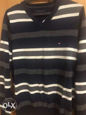 original tommy pullover size xsmall