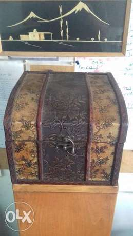 Accessory and jewellery box