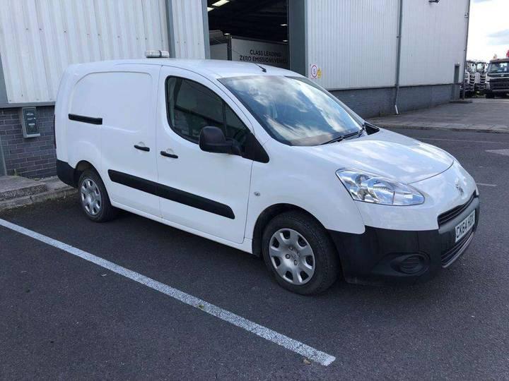 Peugeot Partner 1.6 - 2019
