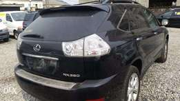 Tincan Cleared Tokunbo Lexus RX350, 2009, Full-Option, Very Excellent.
