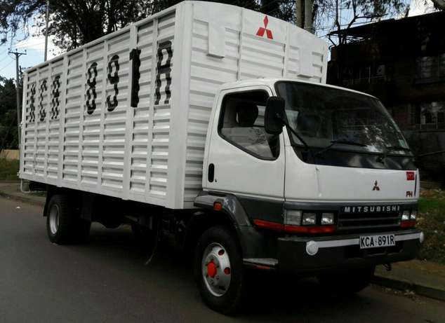Mitsubishi FH215 KCA Very clean and in perfect condition!! Parklands - image 3