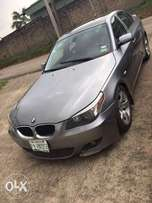 Beautiful BMW 5 Series 2008 model. 525i