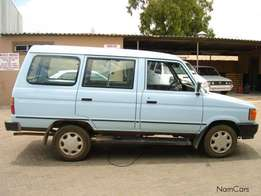 Toyota venture for R26000