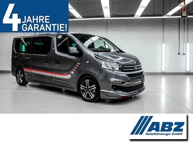 Fiat Talento Sportivo Shuttle L2H1 145 / 7 Sitzer