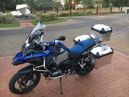 BMW R1200GS Adventure LC